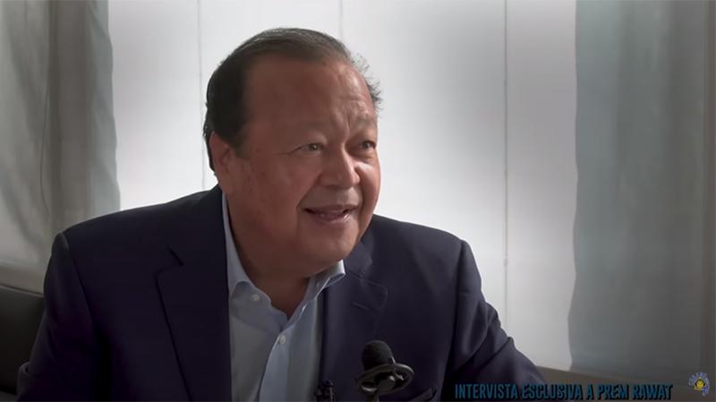 Intervista a Prem Rawat